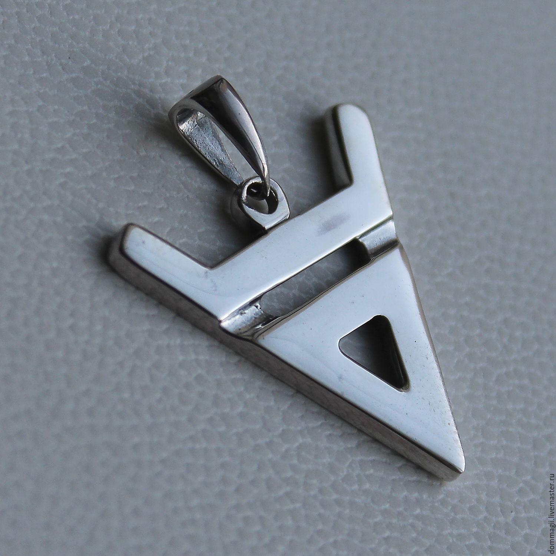 Velez's symbol big, Amulet, Moscow,  Фото №1