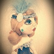 Куклы и пупсы ручной работы. Ярмарка Мастеров - ручная работа Интерьерная кукла Ванэса. Handmade.