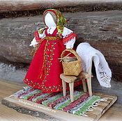 """Куклы и игрушки ручной работы. Ярмарка Мастеров - ручная работа Авторская кукла """"Пронюшка"""". Handmade."""