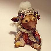 Куклы и игрушки handmade. Livemaster - original item Deer Cheesecake. Handmade.
