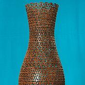 Для дома и интерьера ручной работы. Ярмарка Мастеров - ручная работа Ваза напольная. Handmade.