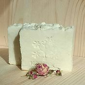 Soap handmade. Livemaster - original item Natural salt soap