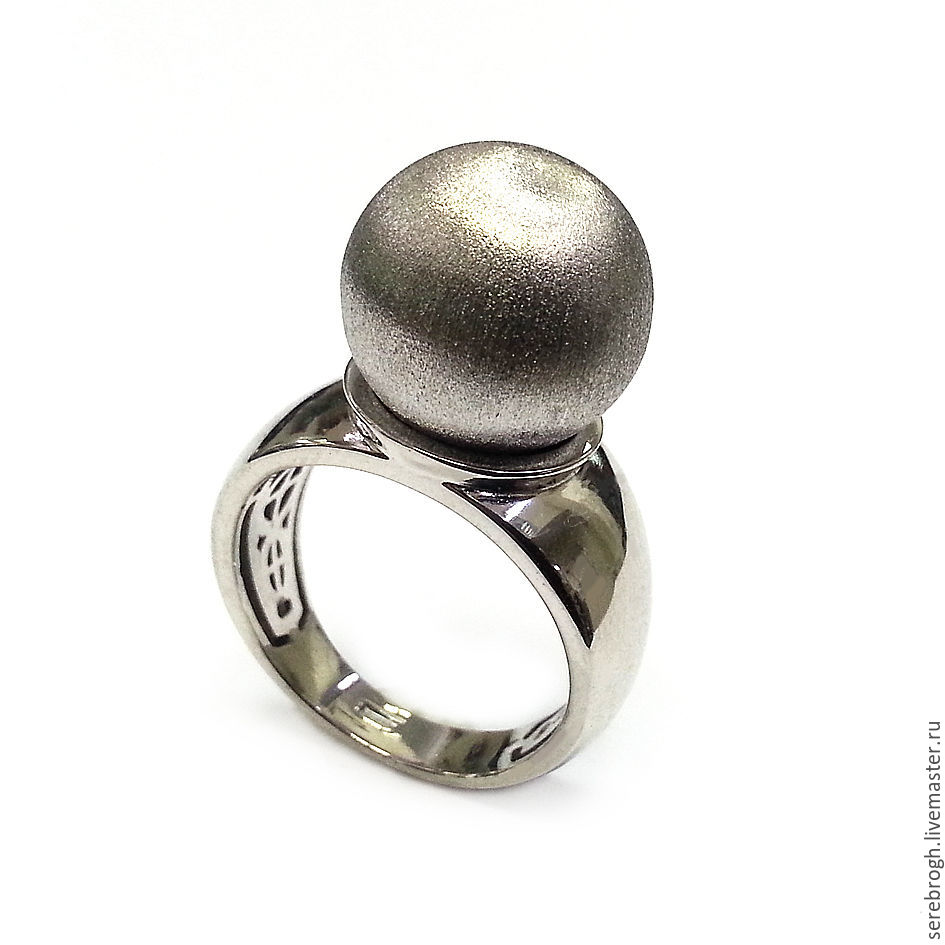 Silver ring 'Dream', Rings, Moscow,  Фото №1