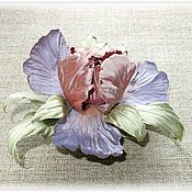 Украшения handmade. Livemaster - original item Iris silk