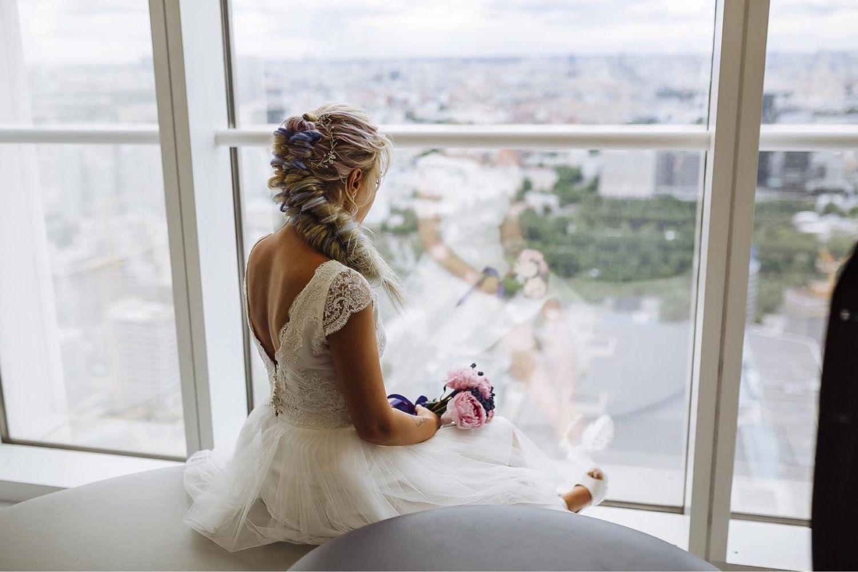 Свадебный комплект - кружевной топ и Юбка пачка, Платья, Зеленоград,  Фото №1