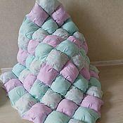 handmade. Livemaster - original item Blanket for children: Bombon. Handmade.