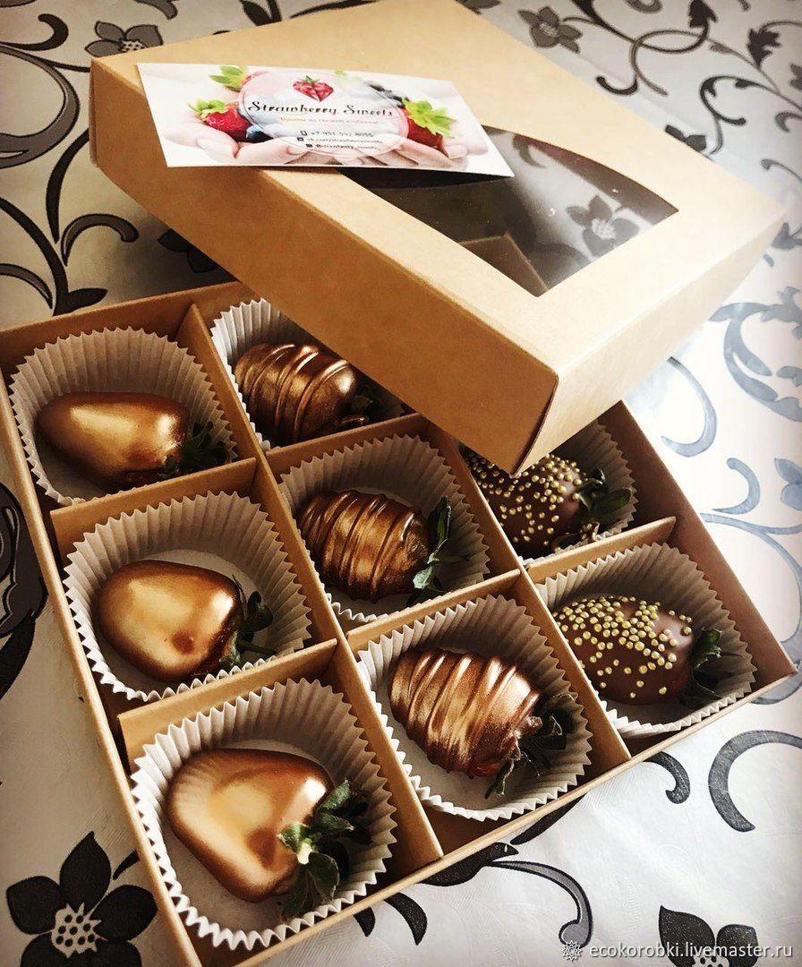 Рецепты конфет ручной работы с фото фирмы
