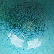 """Посуда ручной работы. Ярмарка Мастеров - ручная работа Пиала """"Солнечная спираль"""". Handmade."""