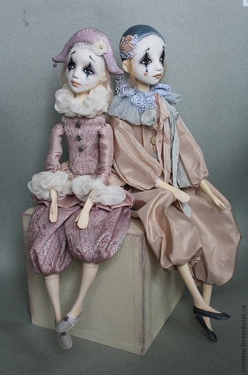 Куклы мастер класс подвижная кукла