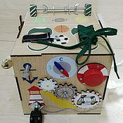 Куклы и игрушки handmade. Livemaster - original item Busybox