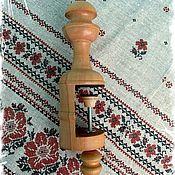 Материалы для творчества ручной работы. Ярмарка Мастеров - ручная работа Швейка для ручного шитья на струбцине. Handmade.