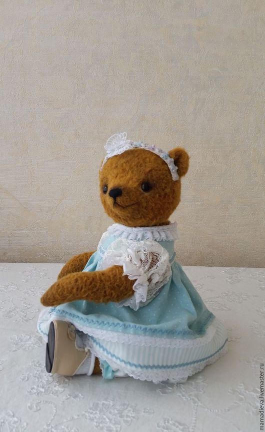 Мишки Тедди ручной работы. Ярмарка Мастеров - ручная работа. Купить Алиса. Handmade. Комбинированный, ручная авторская работа