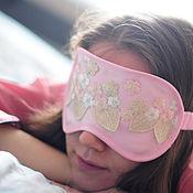 handmade. Livemaster - original item Sleep mask
