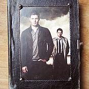 Субкультуры handmade. Livemaster - original item Diary Of Winchester (