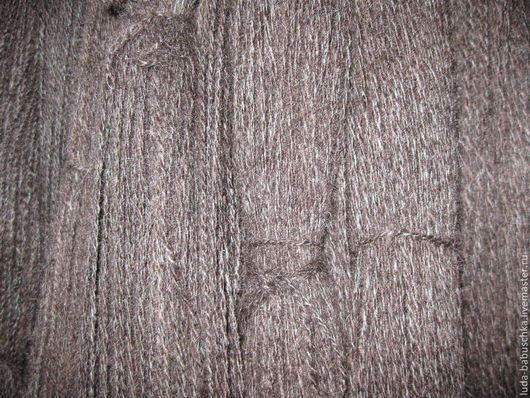 Вязание ручной работы. Ярмарка Мастеров - ручная работа. Купить Пряжа из шерсти собаки (ньюфаундленда). Handmade. Черный, пряжа из ньюфаунленда
