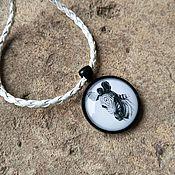 handmade. Livemaster - original item Pendant-amulet