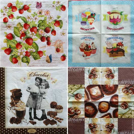 «Кустик земляники» 353 «Сладости» 351 «Chocolat» 350 «Dreams» 349