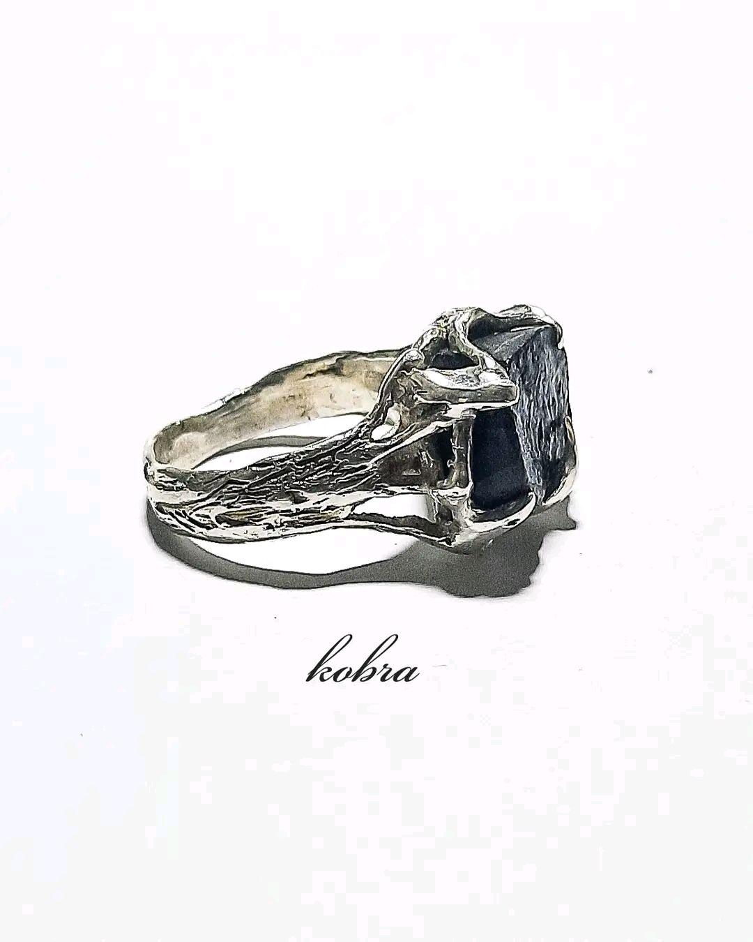 Кольцо с шерлом, Кольца, Ульяновск,  Фото №1