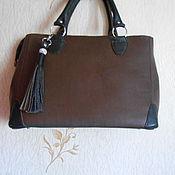 Сумки и аксессуары handmade. Livemaster - original item bag made of genuine leather ( photo jana).. Handmade.