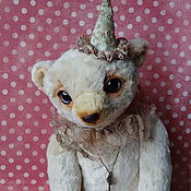 Куклы и игрушки ручной работы. Ярмарка Мастеров - ручная работа Авторский мишка Тедди.Мортон,37,5  см. Handmade.