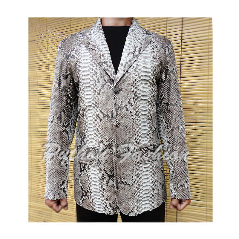 Мужская куртка из питона Antonio, Верхняя одежда мужская, Денпасар,  Фото №1