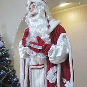 Одежда ручной работы. Ярмарка Мастеров - ручная работа Дедушка Мороз. Handmade.