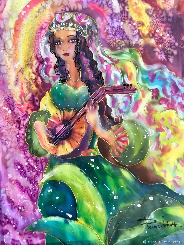 если пара рисунок фея музыки итоге
