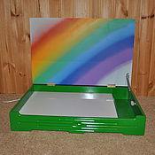 Мягкие игрушки ручной работы. Ярмарка Мастеров - ручная работа Стол для песочной арттерапии.,для рисования песком. Handmade.