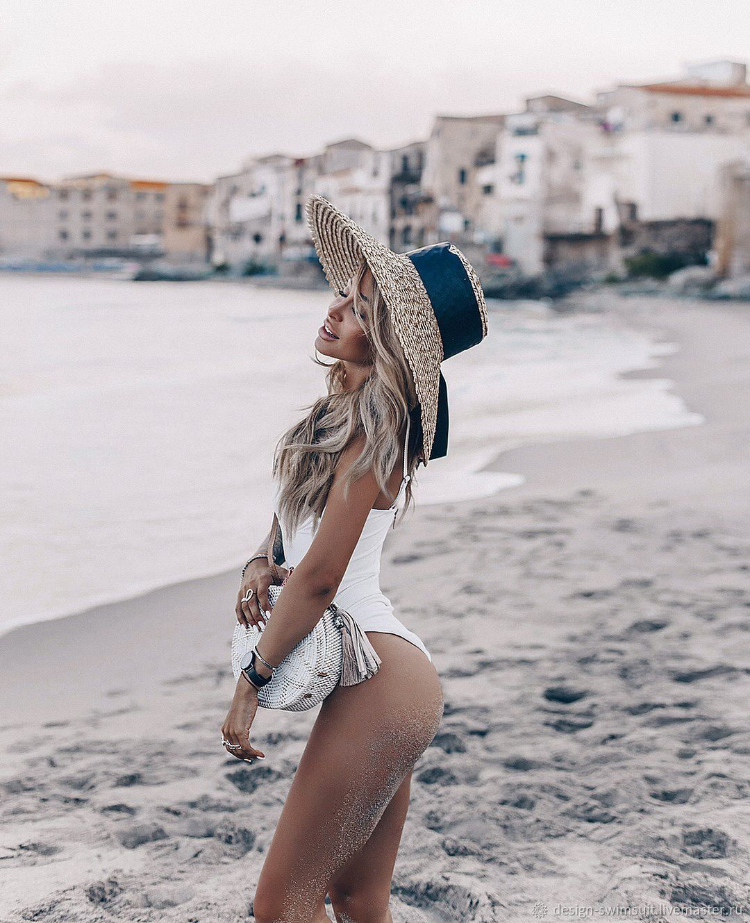 Шляпы ручной работы. Ярмарка Мастеров - ручная работа. Купить Соломенная шляпа С объемным плетением поля 17 см. Handmade.