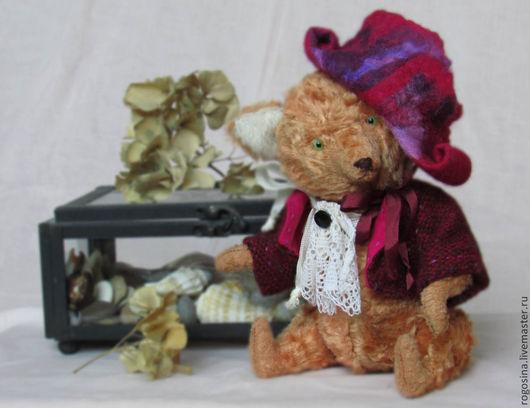 Мишки Тедди ручной работы. Ярмарка Мастеров - ручная работа. Купить Лисёнок Жюль. Handmade. Рыжий, подарок, авторская игрушка