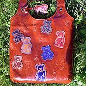 Сумки и аксессуары handmade. Livemaster - original item Bag-package