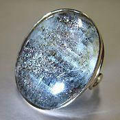 Кольца ручной работы. Ярмарка Мастеров - ручная работа кольцо с солнечным камнем в золоте 585. Handmade.