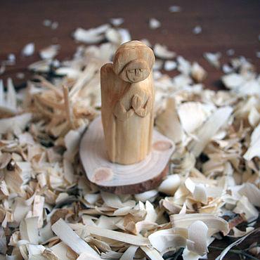 """Русский стиль ручной работы. Ярмарка Мастеров - ручная работа Ангел """"надежды"""". Handmade."""