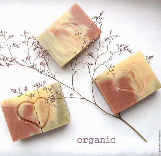 ВЕСНА Любовь мыло органическое