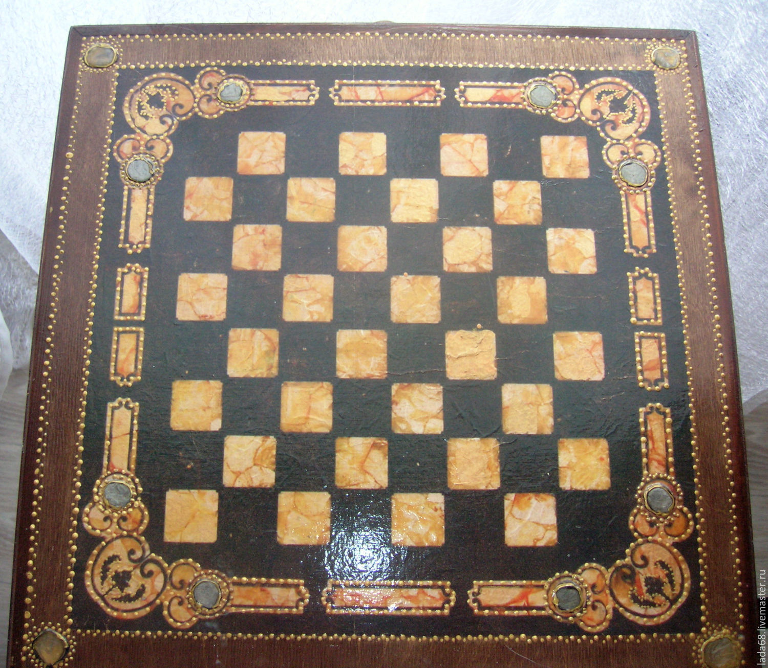 Chess table 'of the Eastern tale', Tables, Zhukovsky,  Фото №1