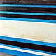 Абстракция ручной работы. Абстрактная живопись. M.. Анна. Ярмарка Мастеров. Полоски, абстракция, акрил