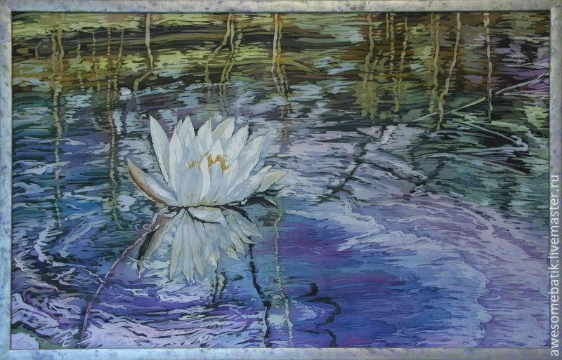 Картины анилиновых цветов