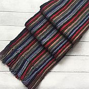 Аксессуары handmade. Livemaster - original item Vivaldi men`s scarf. Handmade.