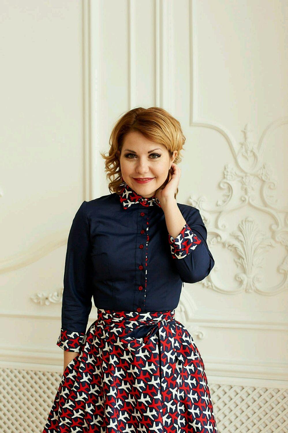 Shirt dress ' Planes', Dresses, Moscow,  Фото №1