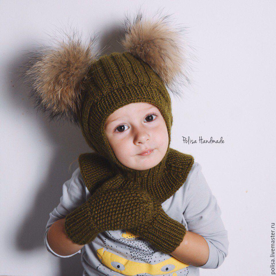 Шапка-шлем для девочки своими руками фото 107