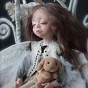 """Куклы и игрушки ручной работы. Ярмарка Мастеров - ручная работа коллекционная кукла `""""MOLLY"""" мотылек. Handmade."""