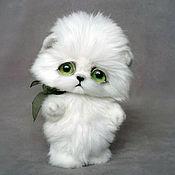 Куклы и игрушки ручной работы. Ярмарка Мастеров - ручная работа Котенок Дэн. Handmade.