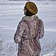 """Верхняя одежда ручной работы. Заказать Куртка """"...обуздать темперамент"""". Viktoriya Kupriyanova. Ярмарка Мастеров. Косуха"""