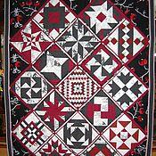 Для дома и интерьера ручной работы. Ярмарка Мастеров - ручная работа Одеяло. Handmade.