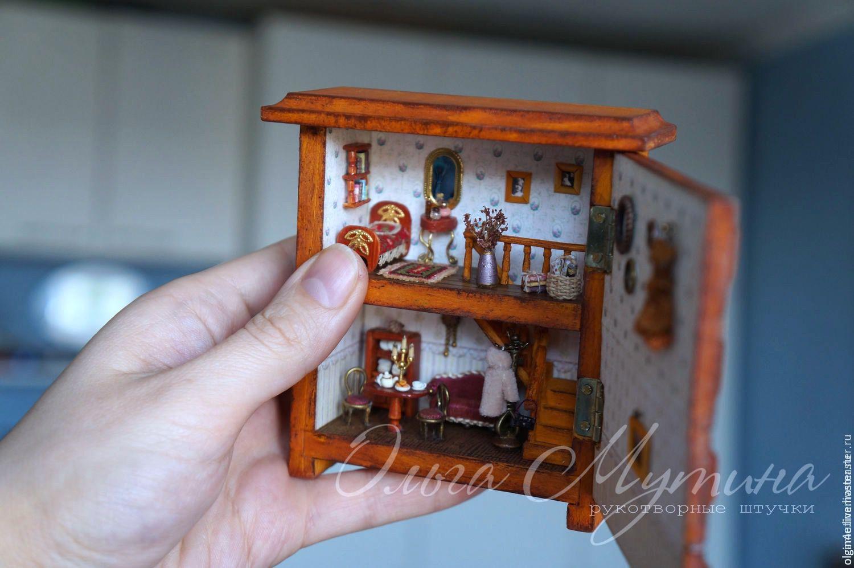 Как сделать игрушечную миниатюру