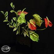 Цветы и флористика handmade. Livemaster - original item Flowers from polymer clay. Handmade.