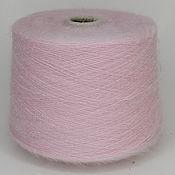 Материалы для творчества handmade. Livemaster - original item Yarn: Mohair 70% silk 30%. Handmade.