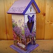 Для дома и интерьера handmade. Livemaster - original item Tea house Provencal herbs.. Handmade.