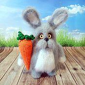 Куклы и игрушки handmade. Livemaster - original item Big-eared hare. Handmade.