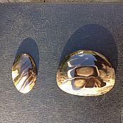 Материалы для творчества ручной работы. Ярмарка Мастеров - ручная работа Агат кабошон. Handmade.